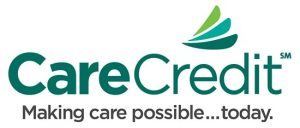 Care Credit Making care possible...today logo