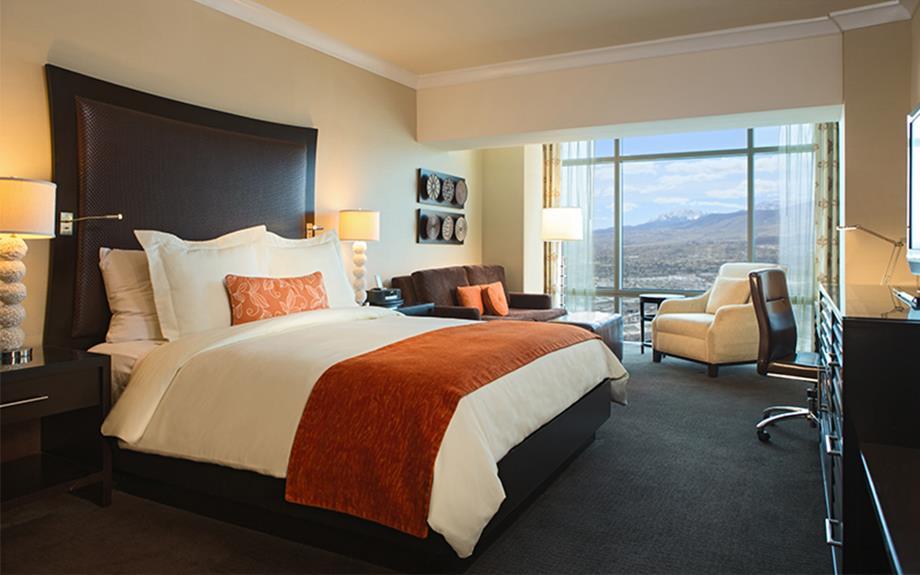 Four Diamond-rated Atlantis Resort & Spa Room