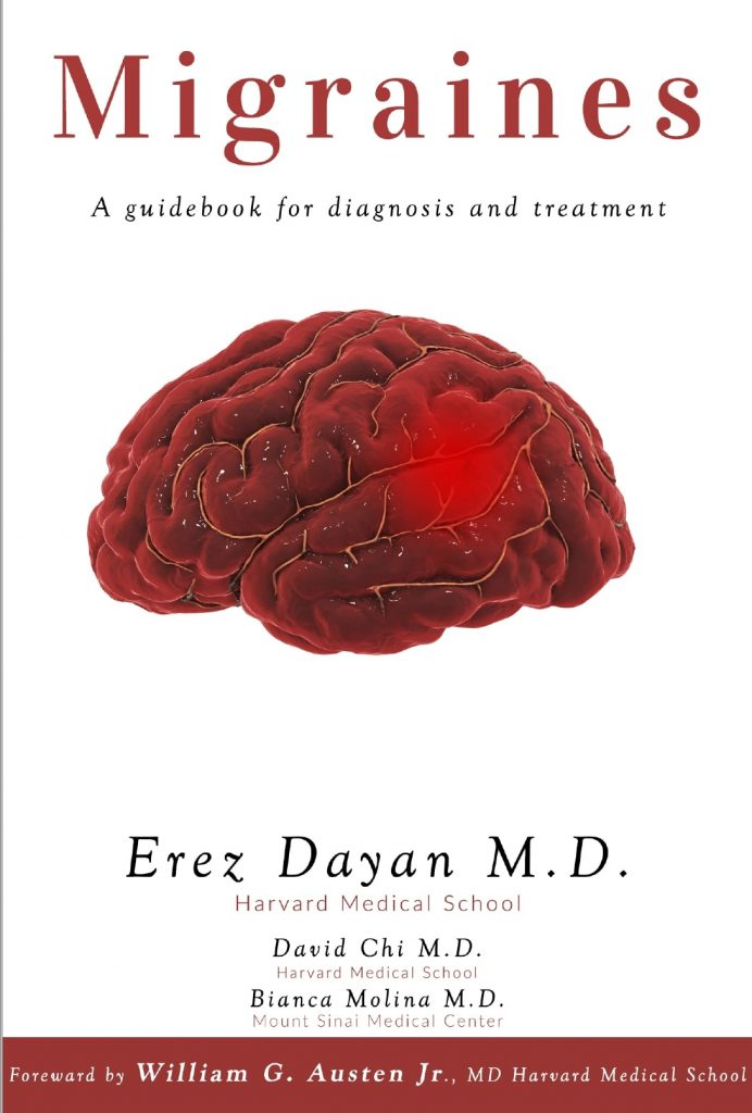 Book cover: Migraines: A Guidebook for Diagnosis and Treatment