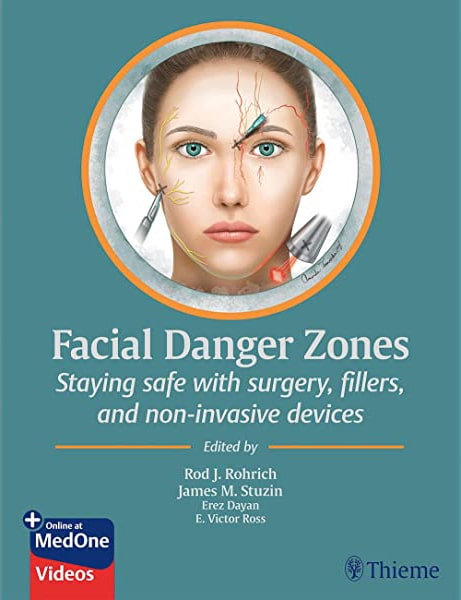 Book cover: Facial Danger Zones
