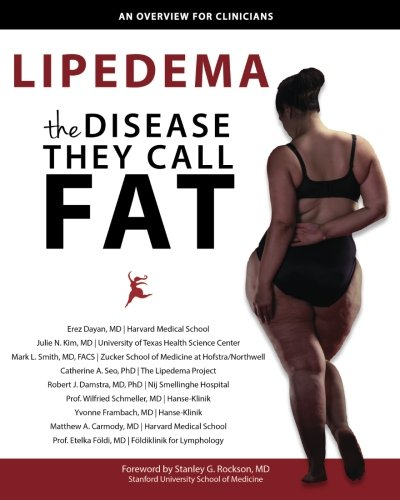 Book cover: Lipedema: The Disease They Call Fat