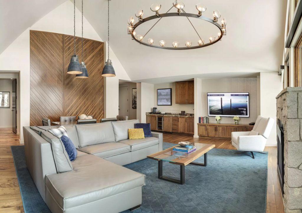 The 5 Star Edgewood Tahoe Resort